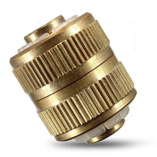 Tutoy 1/2 Zoll 3,5Cm Schlauch Adapter Brass Kupplung Schnellbeschläge
