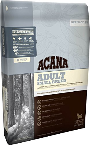 ACANA ADULT SMALL BREED 340G LOW GLYCEMIC 60/20/20