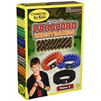Creativity for Kids - Paracord Wristbands