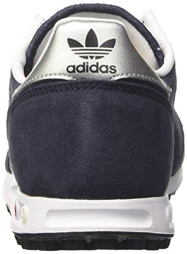 adidas la Trainer J, Chaussures de Fitness Mixte enfant Bleu