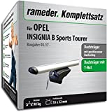 Rameder Komplettsatz, Dachträger Pick-Up für OPEL Insignia B Sports Tourer (111287-37807-1)