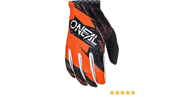 O Neal Matrix Burnout Mx Dh Fr Handschuhe Orange Schwarz 2018 Oneal Größe Xl 10 Oneal Auto