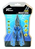 Pro User bb-pl175 14 in 1 Multitool – silber (1)