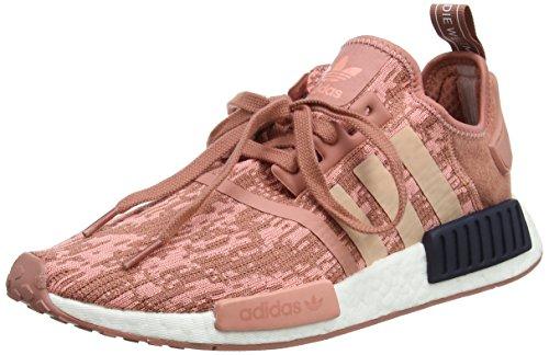 Adidas NMD_R1 W, Zapatillas de Deporte para Mujer, Rosa (Rosnat/Rostra/Tinley),...