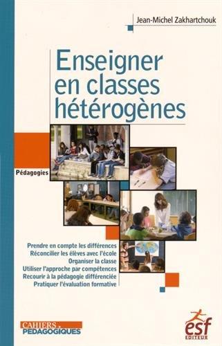 Enseigner en classes hétérogènes