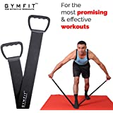 Gymfit Fitness Band - For Exercise Through Stretch And Resistance