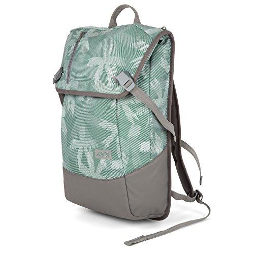 AEVOR Daypack Palm Mint Rucksack für die Uni und Freizeit Inklusive Laptopfach und erweiterbar auf 28 Liter