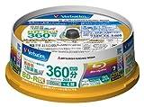 Verbatim Blu-ray Disc 20 Spindle - 50GB 4X BD-R DL - 2011