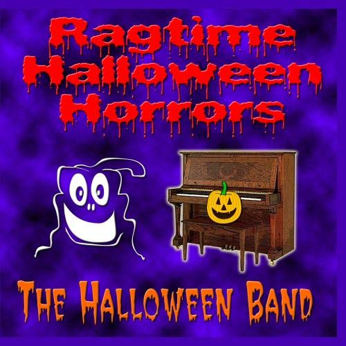 Ragtime Halloween Horrors