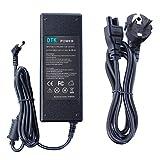 DTK Chargeur Adaptateur Secteur pour Toshiba 75W 19V 3,95A , 5.5x2.5mm - Pour Toshiba Satellite A200 A300 A350 A660 C670 L100 L300 L350 L450 L500 L505 L550 L555 L630 L650 L670 M50 M70 P200 R850 U300 P300 U400 S300 C660 Alimentation pour ordinateur portable