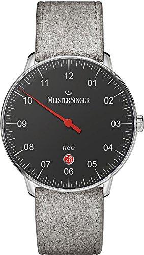 MeisterSinger Neo NE402 Reloj automático con sólo una aguja Clásico & sencillo