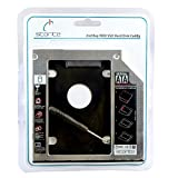 Storite 2nd Hard Drive Bay Caddy 9.5MM F...