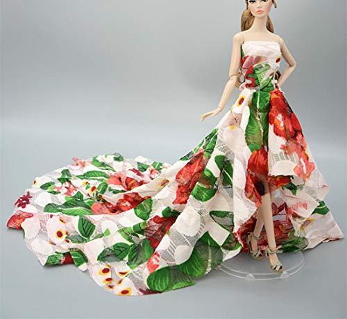 Stillshine Kleider Set Abendkleid Ballkleid Prinzessin Kleidung Dress Bekleidung mit für 11,5