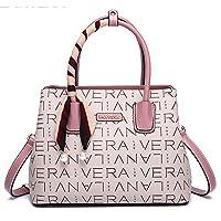 38ccc47665 Jolly Borsa a Tracolla a Tracolla in PVC a Tracolla in Pelle a Tendenza  Moda Femminile Borsa a Tracolla (Colore : Rosa)