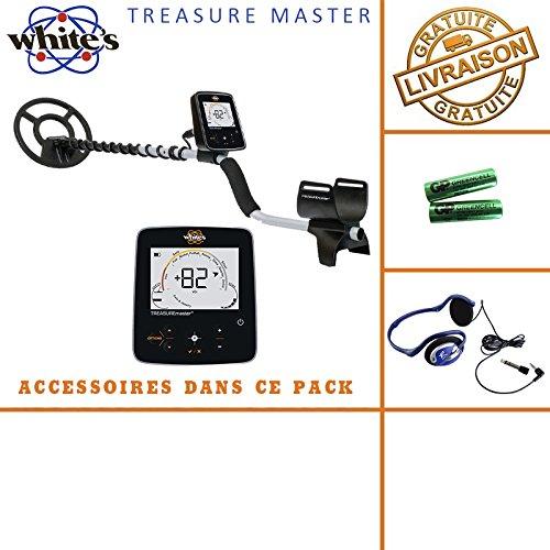 Safety Sicherheitsschuhe S-Knacken tecteur, © Rate Treasure Master mit Kopfhörer - Garrett Detector Ace Metal