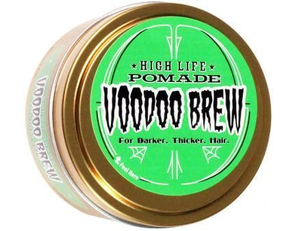 High Life Voodoo Brew Hair Pomade by DAX