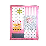 Baby Oodles Baby Quilt With Teddy Bears ...