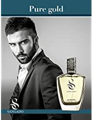 Sangado Pure Gold Perfume Spray for Men 50 ml