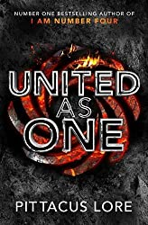 I Am Number Four 07. United as One : Lorien Legacies Book 07