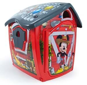 Injusa - 20340 - Maison De Jardin - La Maison Magique De Mickey Clubhouse