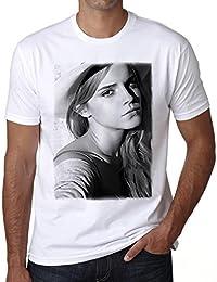 Emma Watson 1 tshirt herren, geschenk, herren t-shirt One in the City