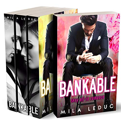 BANKABLE - L'INTEGRALE: (Roman érotique, BDSM, Alpha Male, Milliardaire, Soumission, TABOU) par Mila Leduc