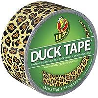 ShurTech-Nastro adesivo Duck Tape 48 mm x 10yd-Leopard, altri, multicolore