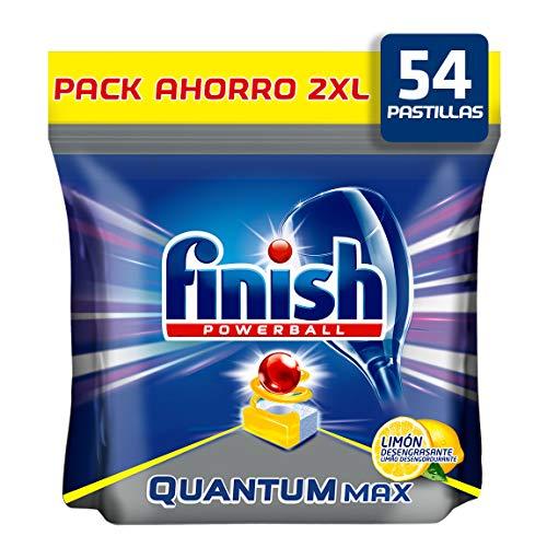 Finish Quantum Limón Pastillas Lavavajillas - 54