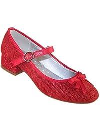 Ocasión especial del brillo del peche de las muchachas y zapatos del partido WyLNu