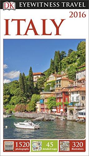 DK Eyewitness Travel Guide. Italy
