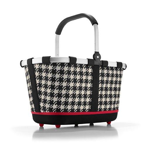 Reisenthel - Paniere, cesto per la spesa/da picnic con manici, colore e motivo a scelta, artist stripes (multicolore) - BL3058 anni '50