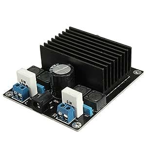 Vente MU excellente qualité 100W + 100W TDA7498 Classe Conseil Amplificateur D High Power Amplifier Conseil Hot facile à installer