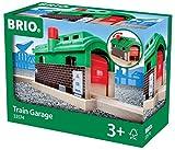 Toy - Brio 33574 - Lokschuppen mit Rolltor