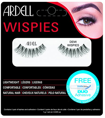 Ardell Natural Style Demi Wispies Faux cils Noir