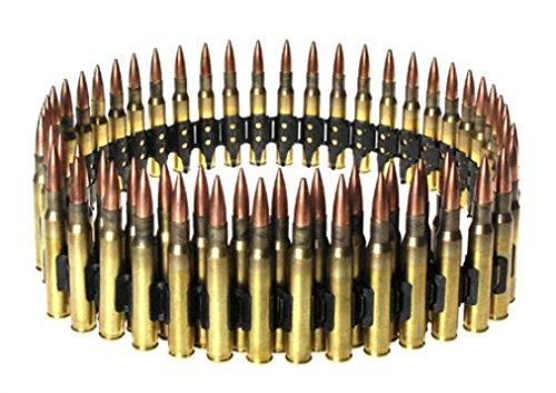 Gürtel als MG Patronengurt, M60 (Gürtel Gewehr Kostüm)
