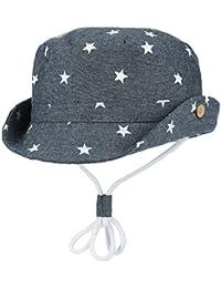Cloud Kids Chapeau Bob Bébé Enfant Chapeau de Soleil Unisexe en Coton  Pliable Protection Anti- 6bda3cdd1bf