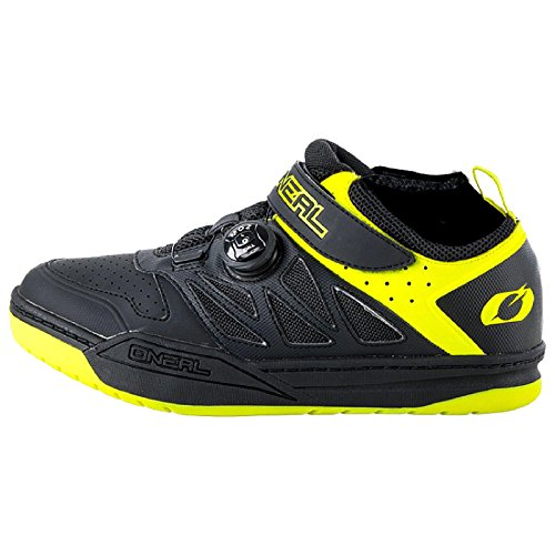 O'Neal Unisex Fahrradschuhe Session SPD, Gelb, 47, 323