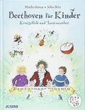 Beethoven für Kinder: Königsfloh und Tastenzauber