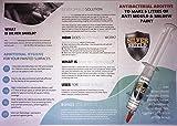 Silver Shield - Aditivo antimoho para 5 litros de pintura, 6 unidades