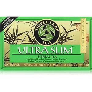 Triple Leaf Tea: Ultra Slim, 20 ct