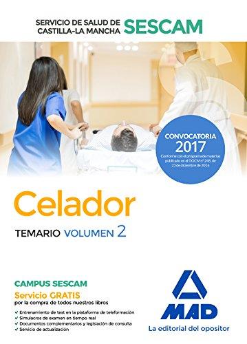 Celador del Servicio de Salud de Castilla-La Mancha (SESCAM). Temario volumen 2