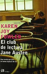 El club de lectura Jane Austen par Karen Joy Fowler