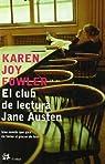 El club de lectura Jane Austen par Joy Fowler