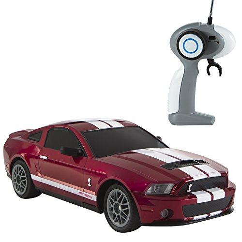 colore-baby-auto-racetin-scala-1-16-disegno-ford-mustang-shelby-rosso-e-bianco