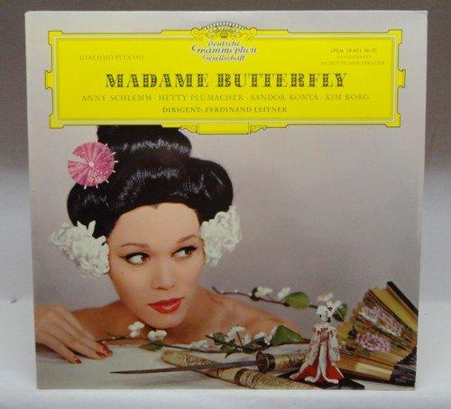 Puccini: Madame Butterfly gebraucht kaufen  Wird an jeden Ort in Deutschland