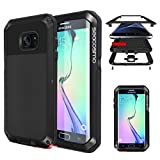 Seacosmo Coque Galaxy S6 Edge, Antipoussière, Antichoc Housse Protection...