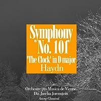 The Clock, Symphony No. 101, in D major: I. Adagio presto