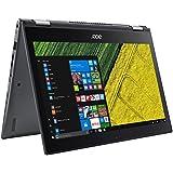 "Acer Spin 5, 8th Gen Intel Core i5-8250U, 13.3"" Full HD Touch, 8GB DDR4, 256GB SSD, Windows 10 Home, SP513-52N-5621"