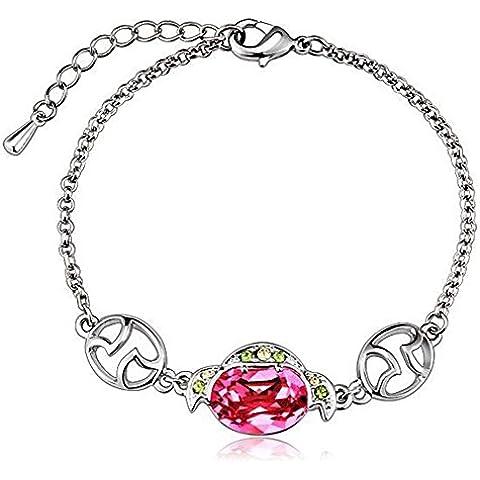 SaySure - bracelets new retro bracelets Austria Crystal bracelet - Crystal Watch Quartz Pendant