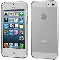 Rydges Designer High Quality Crystal PTU - Case für Apple iPhone Schutz Hülle Silikon Cover Tasche (kristalltransparent) ((iPhone 4 / 4s))
